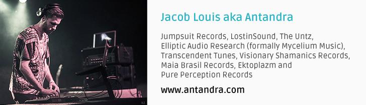 Jacob Louis aka Antandra Testimonial