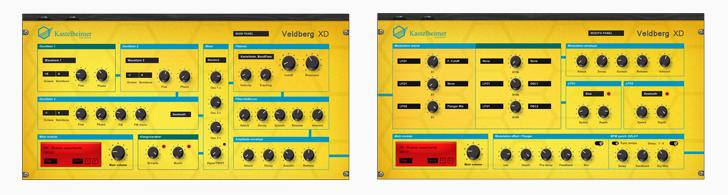 virtual analog synthesizer, analog filters synth, hardware synthesizer software, psytrance synthesizer plug-in, tech trance synthesizer