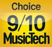 Music Tech Magazine award - Mixcraft 7 - Multi-Track Recording Studio