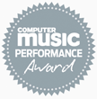 Computer Music Performance award - Mixcraft 7 - Multi-Track Recording Studio