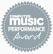 Computer Music Performance award - Mixcraft 7 - Multi-Track Recording Studio