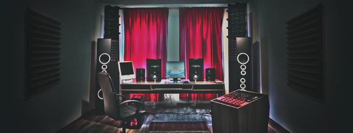 Professional Audio Mastering Studio