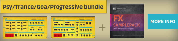 Psytrance / Trance / Goa / Progressive Bundle: Kastelheimer Veldberg XD synthesizer + FX sample pack